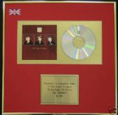 911  - CD Album Award - THE JOURNEY